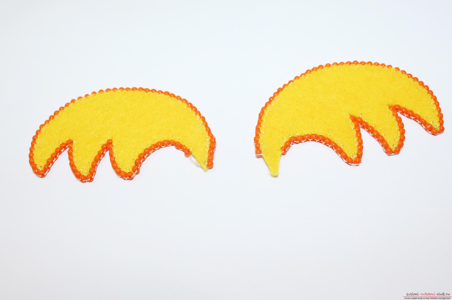 Этот подробный мастер-класс с фото и описанием научит как создать своими руками символ 2017 года - игрушку петуха