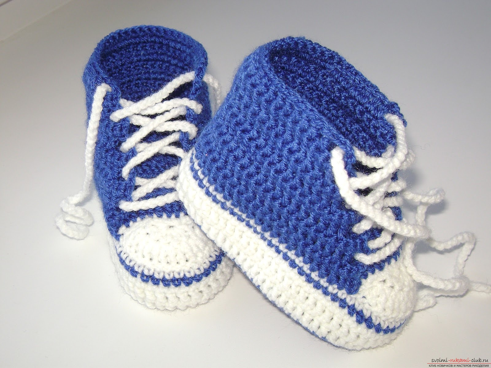 Free Crochet Pattern For Baby Converse : ??????? ??????? ???????-??? ???????. ????????? ???????? ...