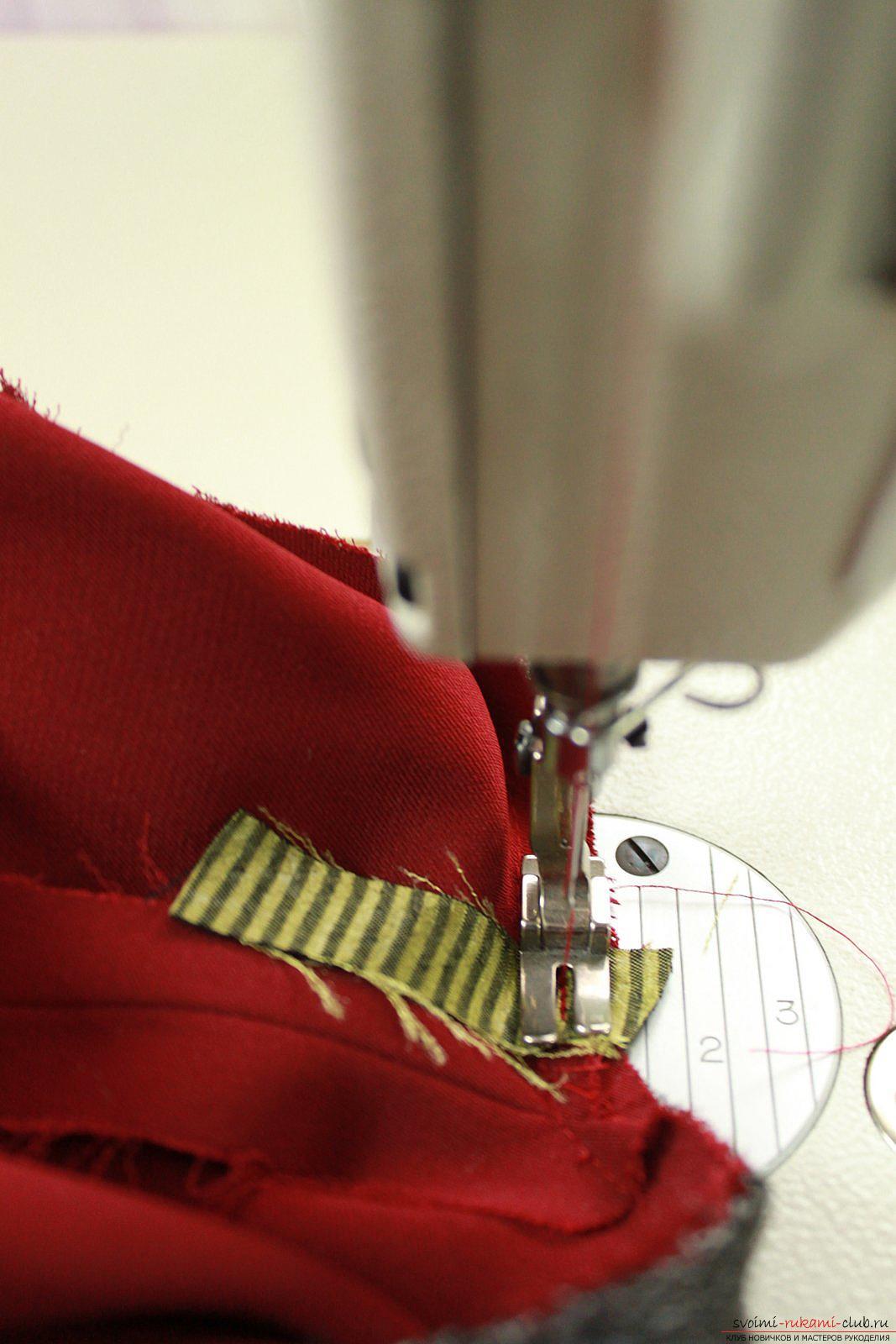 Как шить трикотаж на обычной швейной машине: все о трикотажном шве 85