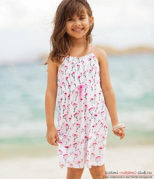 Картинки платья на лето для девочек