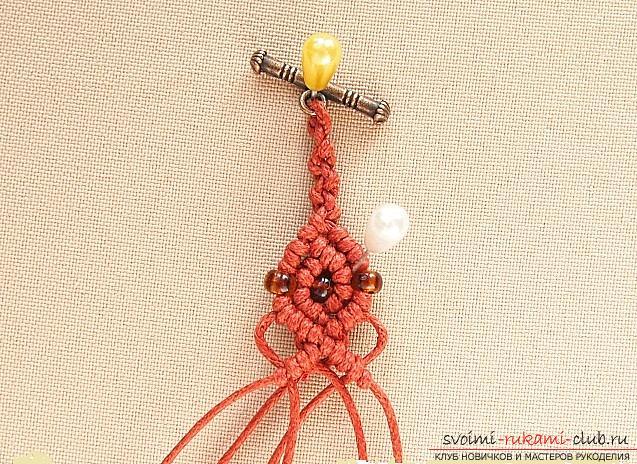 Оригинальная схема плетения браслетов макраме для начинающих и профессионалов