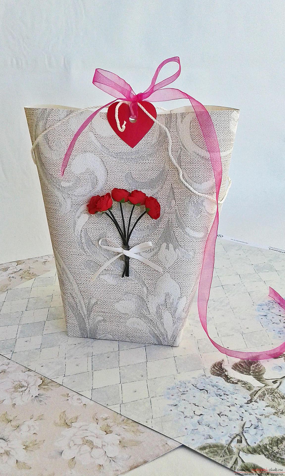 Подарочная упаковка своими руками фото 287