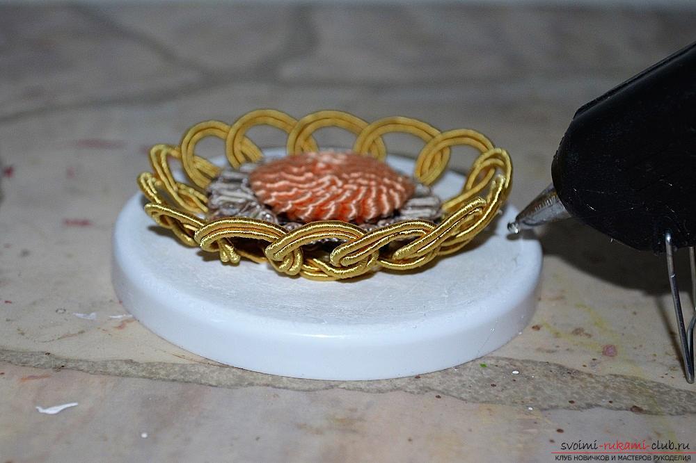 Дизайн ногтей цвет кофе 62