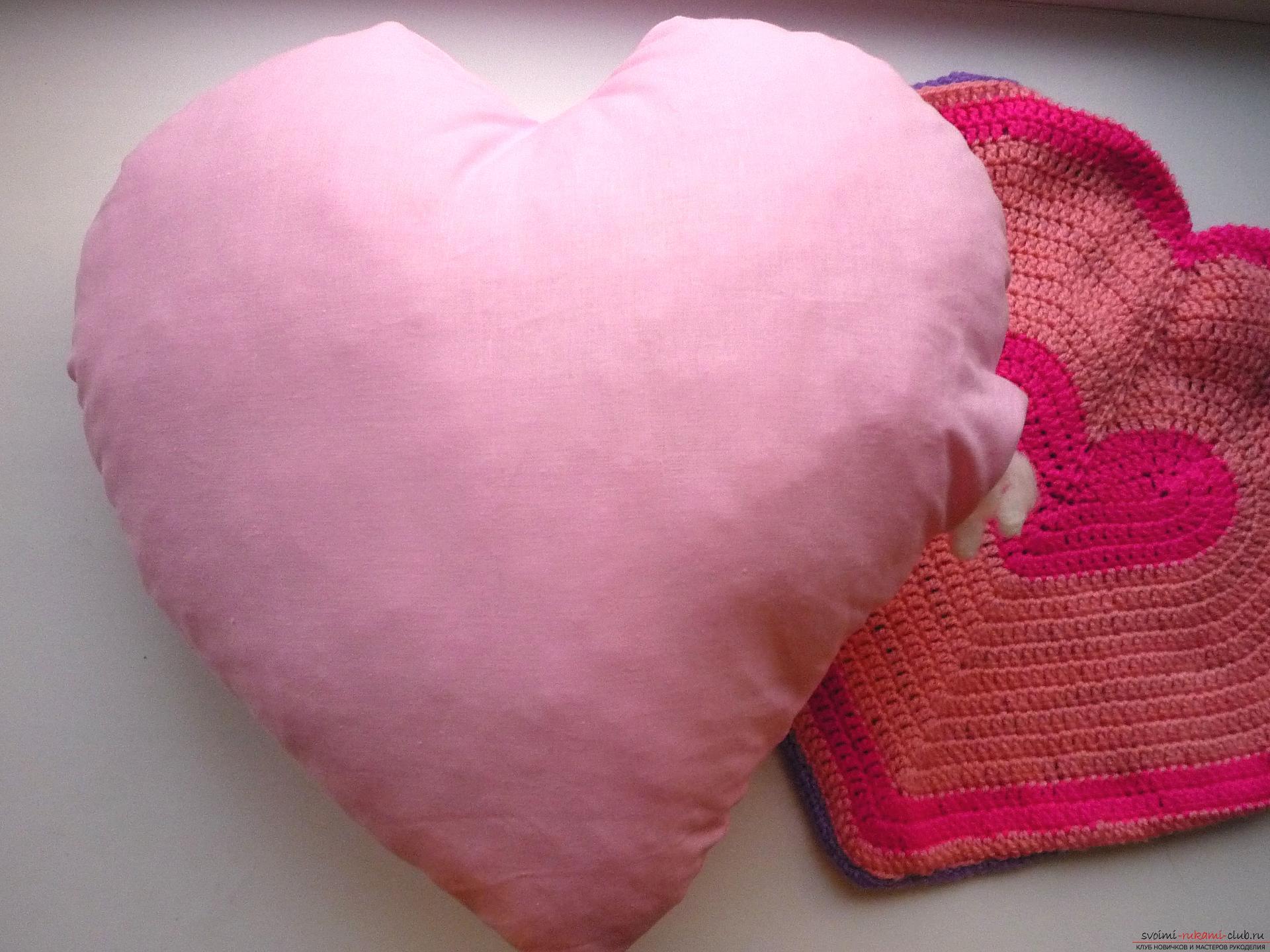 Диванная подушка своими руками (мастер-класс). Идеи для 24