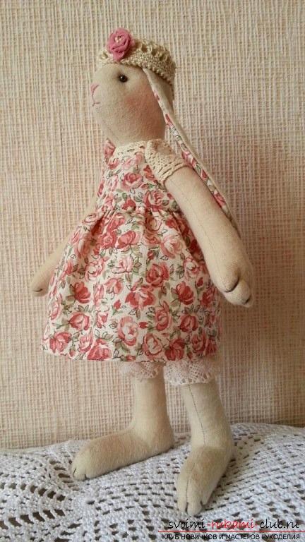 Создаем куклу Тильда