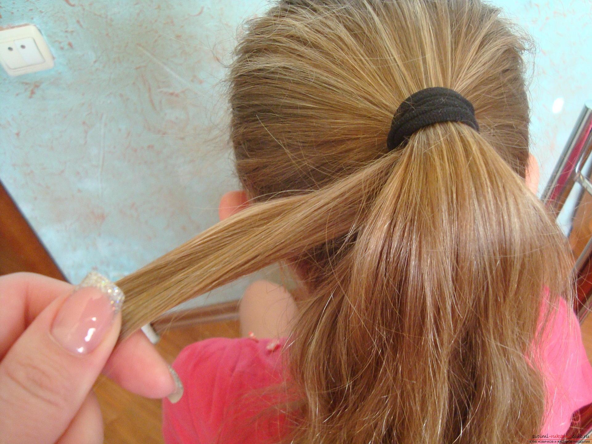Красивые причёски на 1 сентября