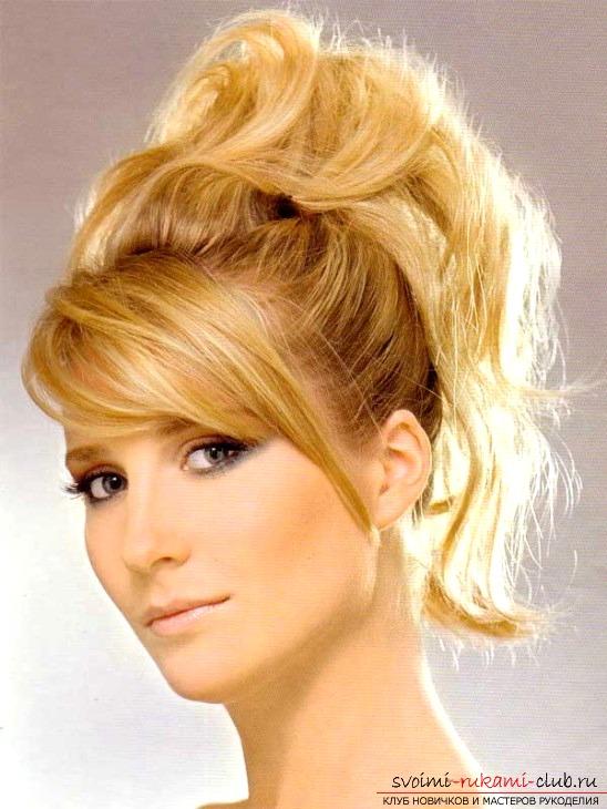 Причёски на средние волосы с чёлкой как делать