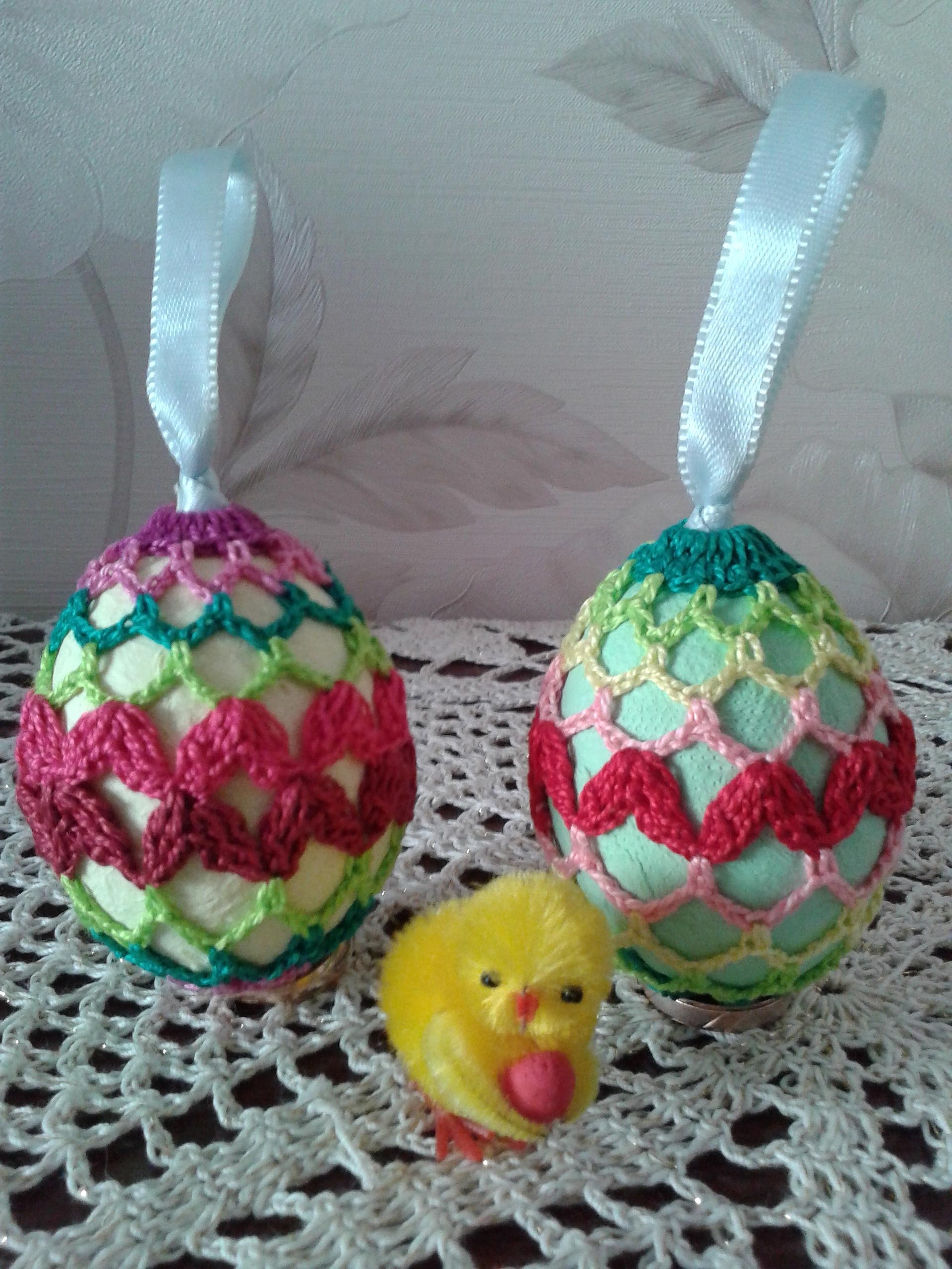 Как и из чего сделать пасхальное яйцо своими руками 222