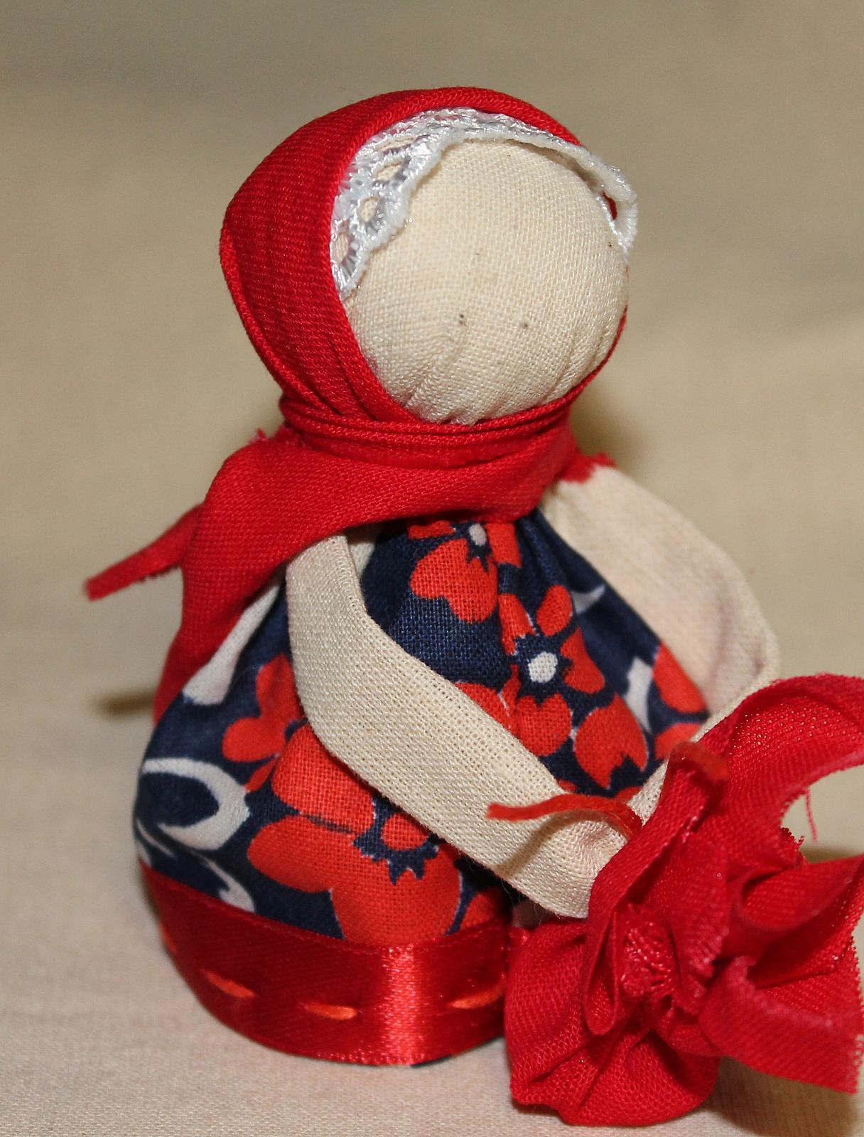 Народная кукла оберег своими руками как сделать