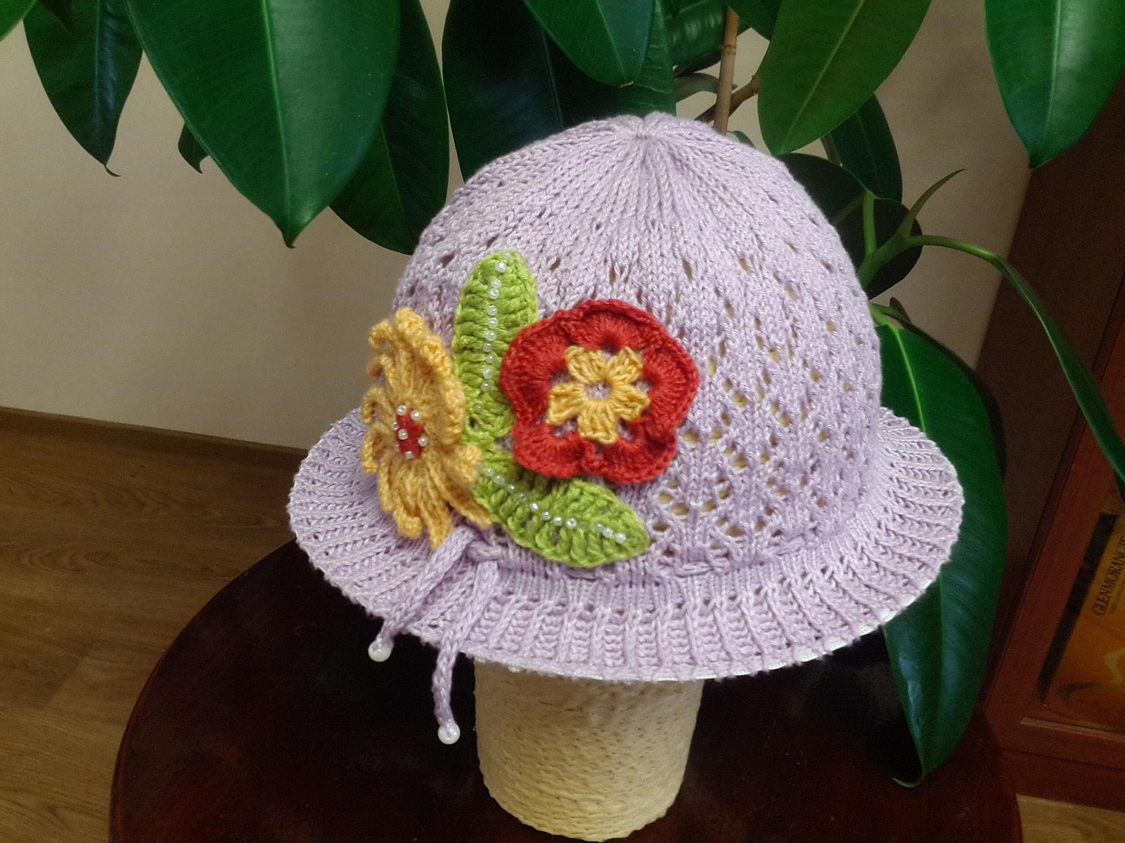 Как связать шляпку своими руками