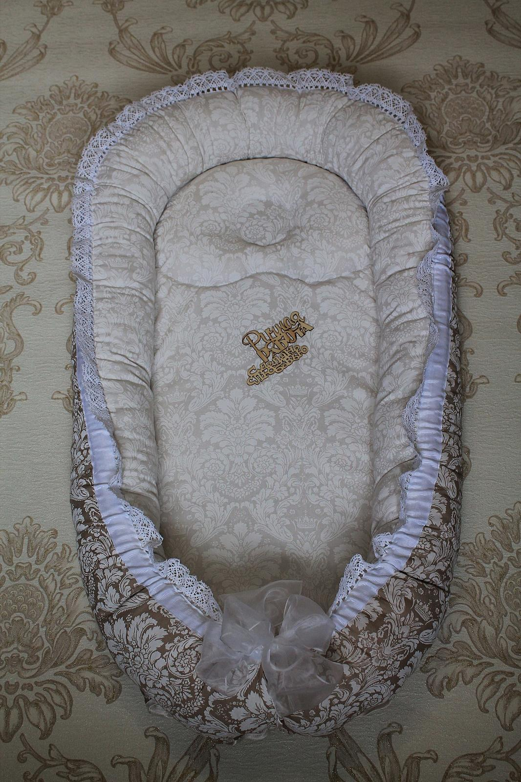 Шьем кокон для новорожденных своими руками пошаговое