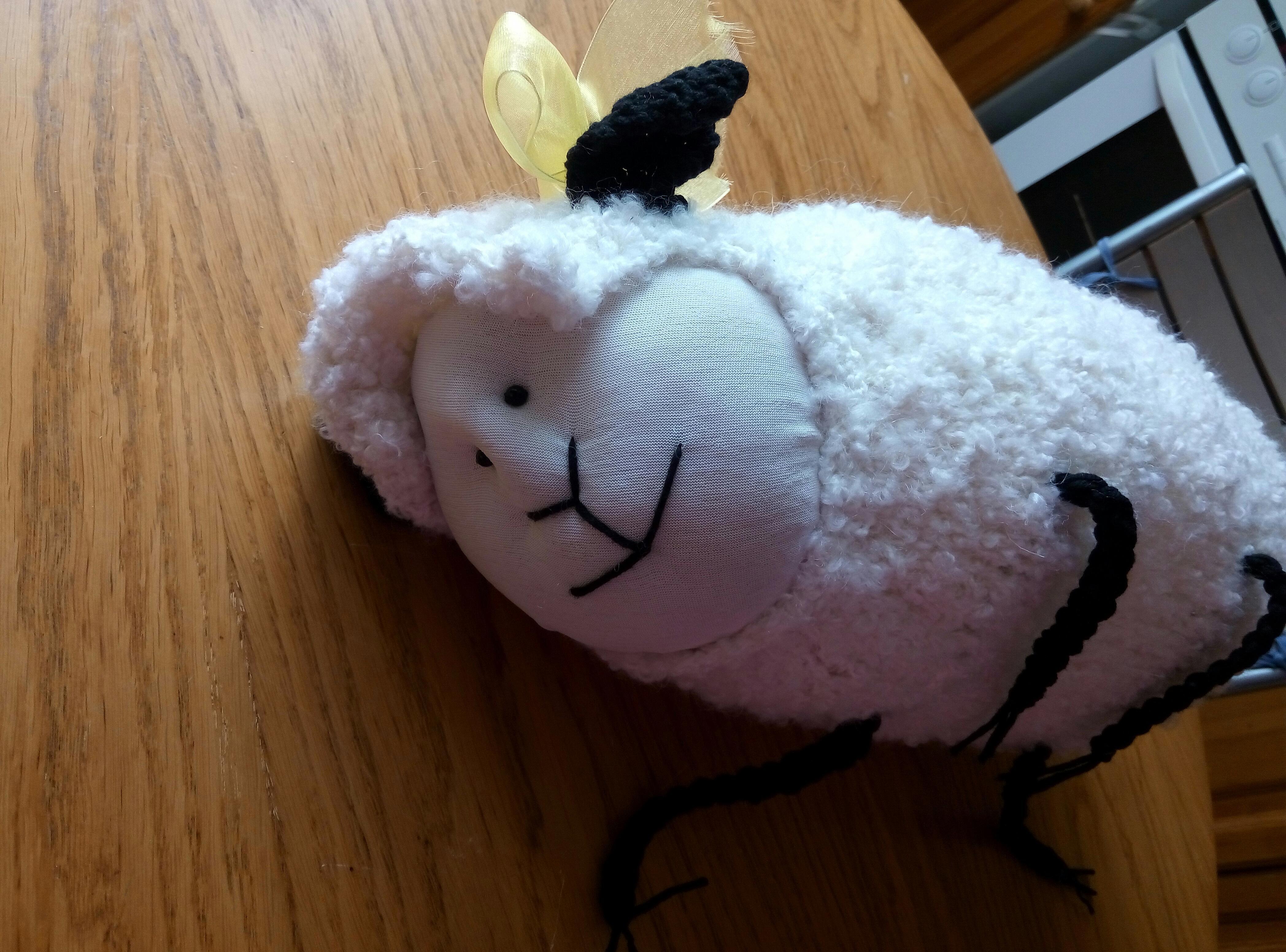 Как сделать овцу своими руками? Овца своими руками: мастер-классы 98
