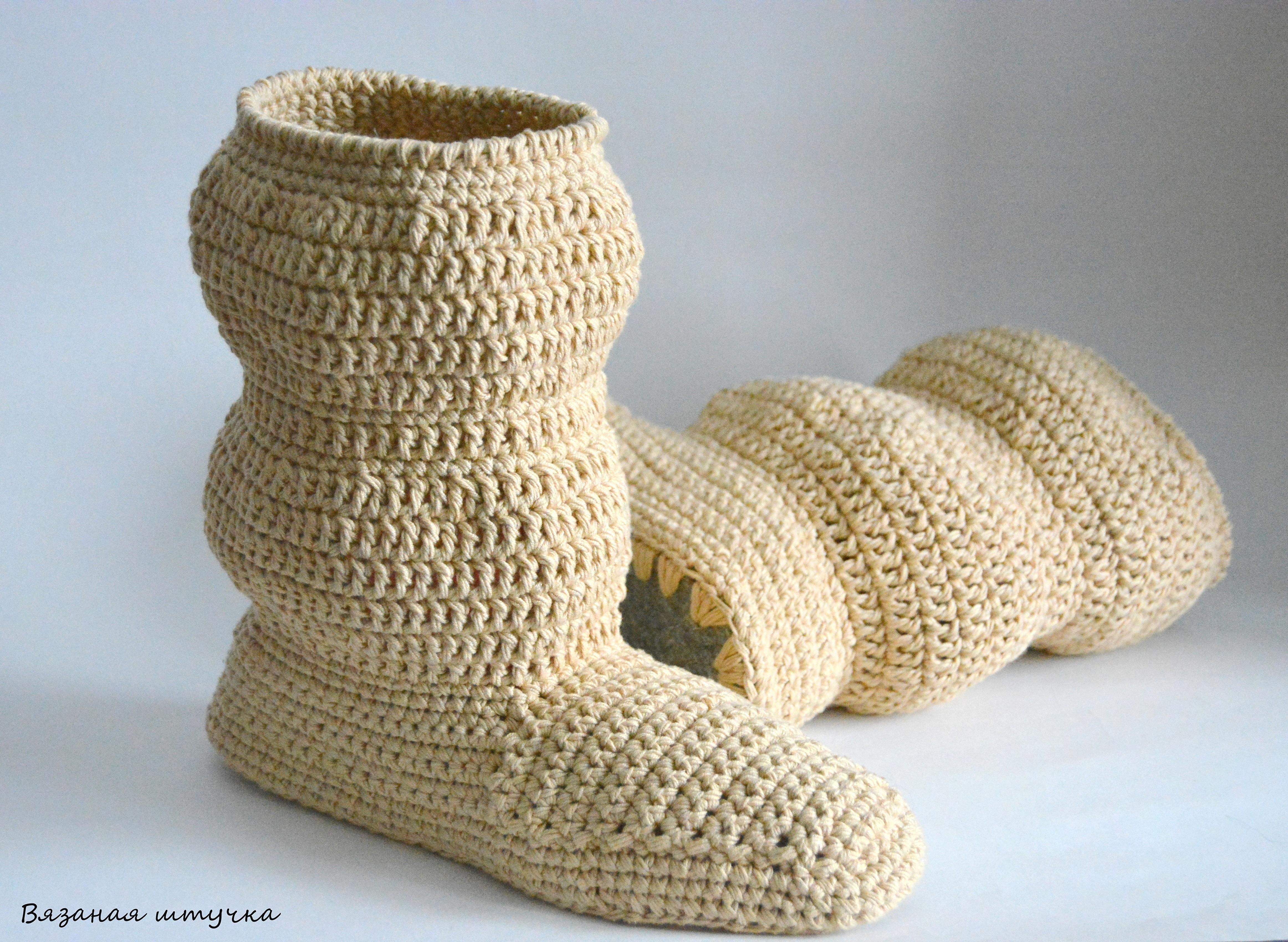 Мокасины. сделано своими руками
