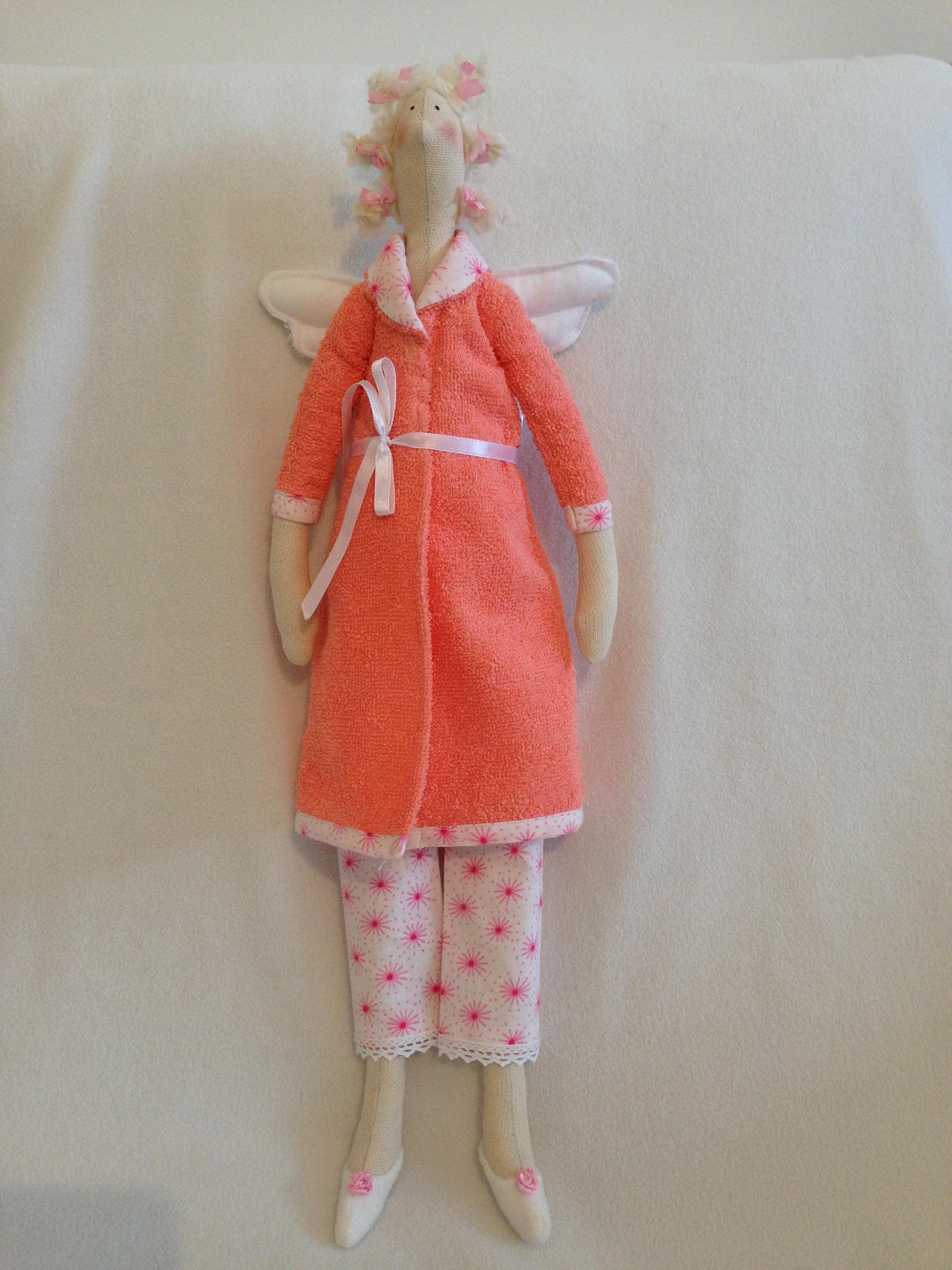 Кукла Тильда : своими руками для начинающих, выкройка, сшить 99