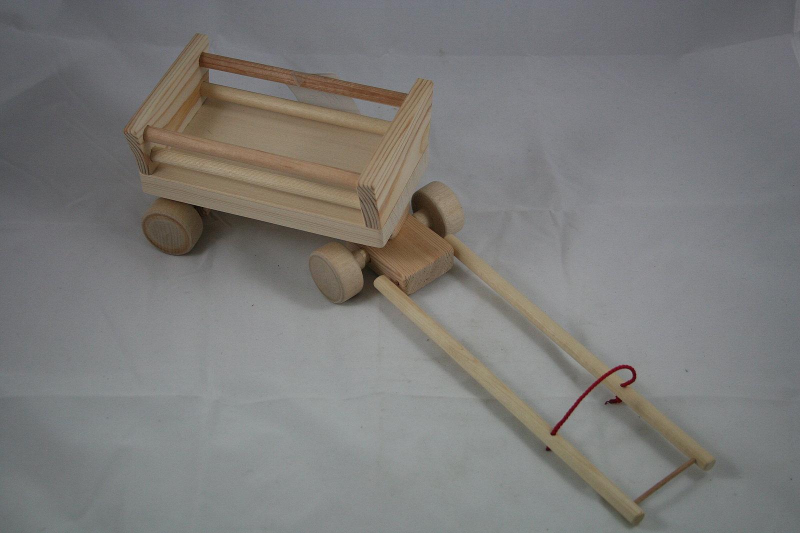 Как сделать тележку для кукол фото