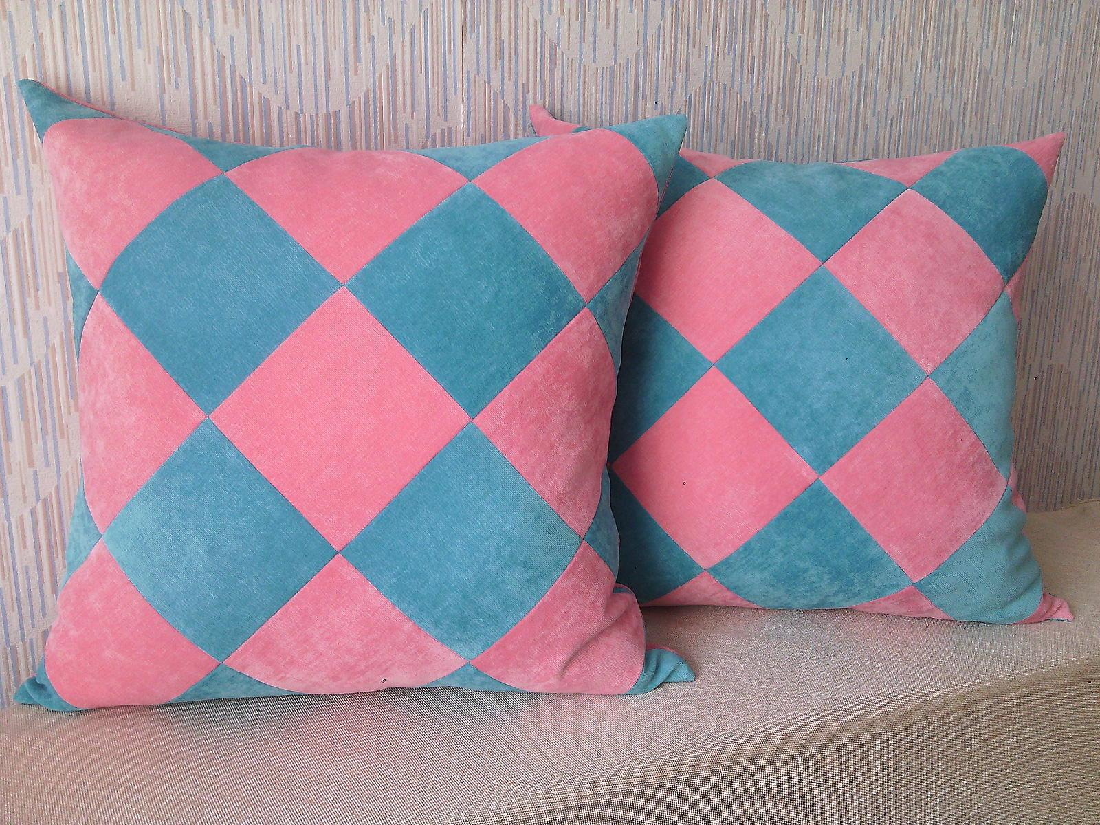 Декоративные подушки своими руками мастер класс фото 568