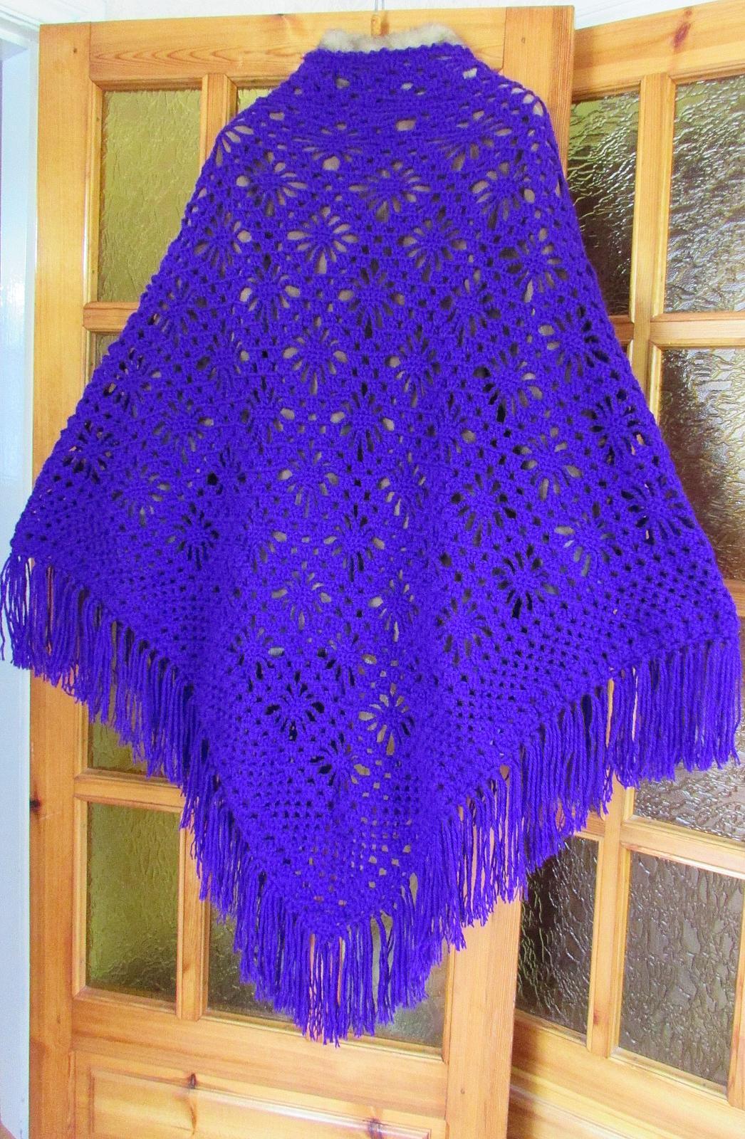 Вязание шалей палантинов фото