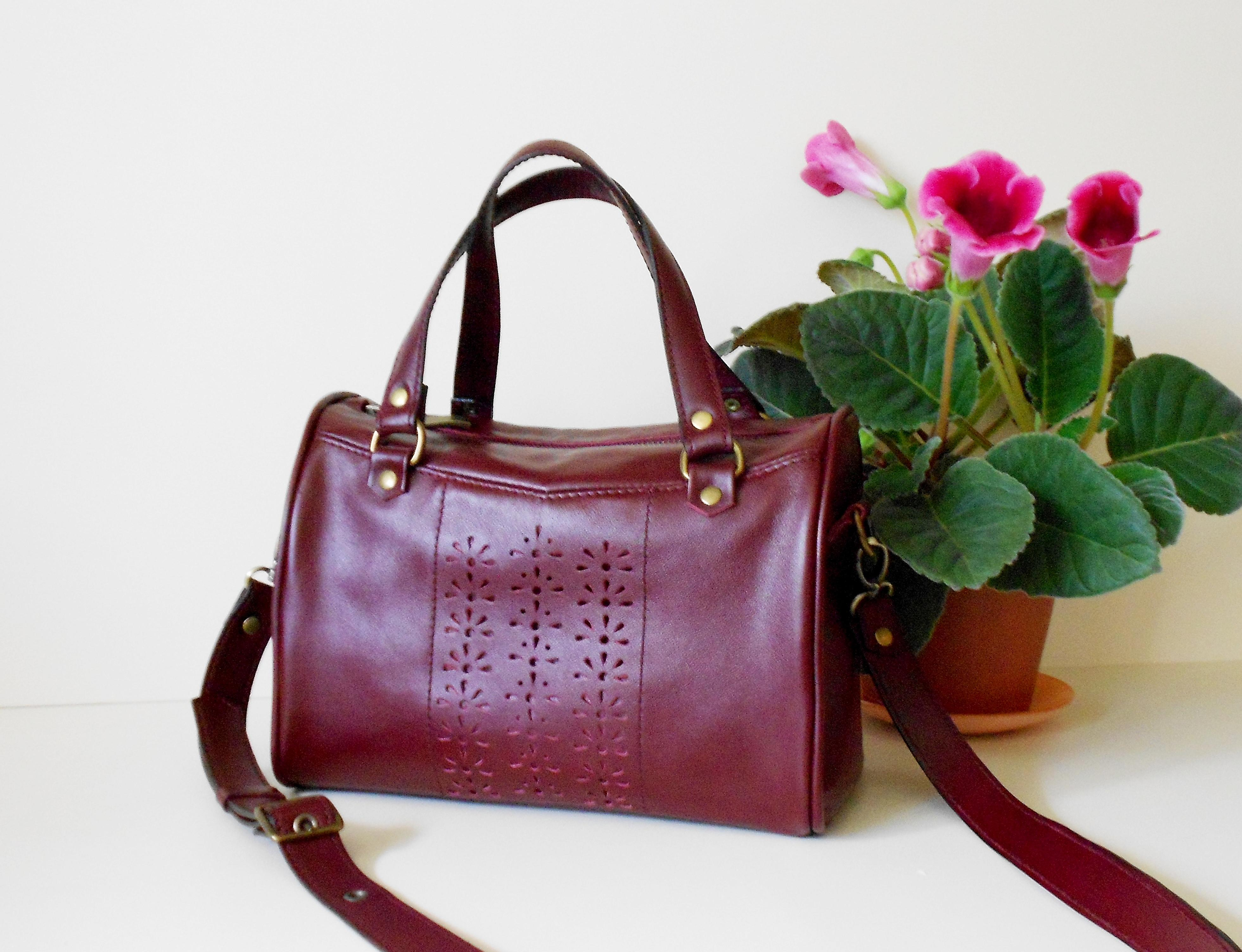 Маленькая стильная сумочка своими руками