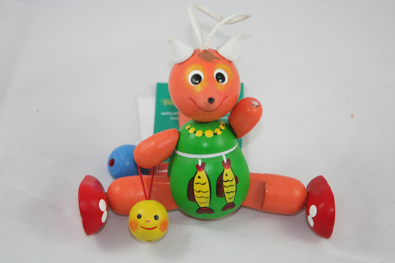 Дергунчики игрушки своими руками
