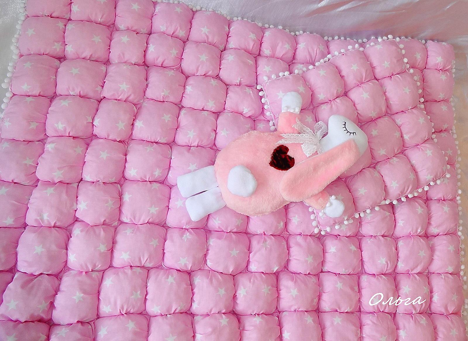 Подушки и одеяла своими руками фото 519
