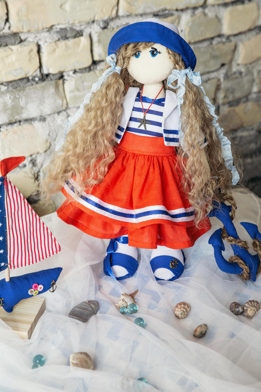 изготовление текстильных кукол выкройки