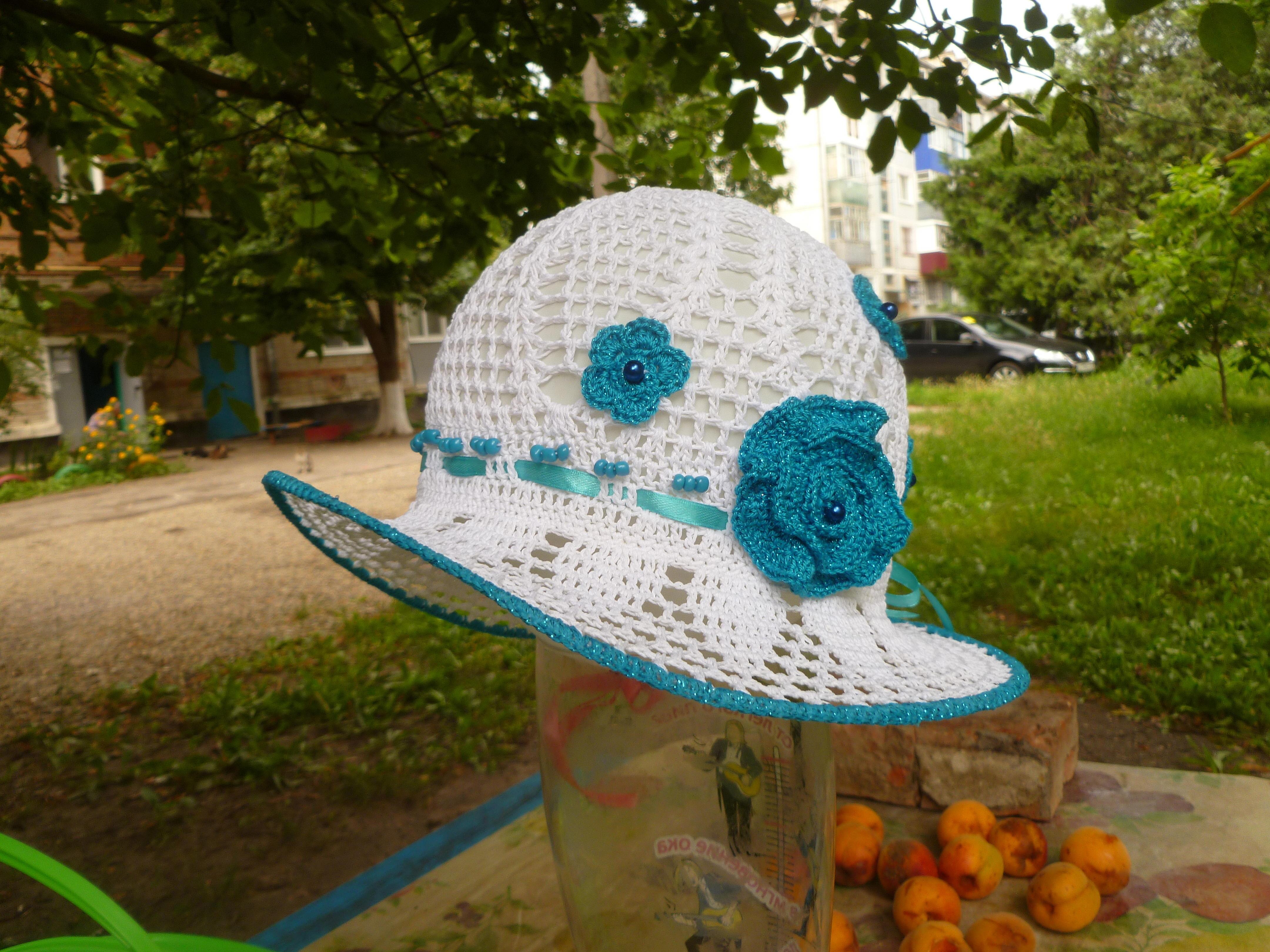 Как сделать шляпку выкройки шляп Hand-made 58