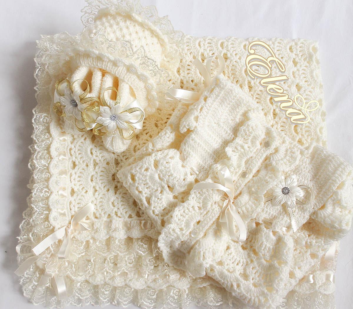 Вязание новорожденным » Вязание, вязание спицами, вязание крючком, Схемы