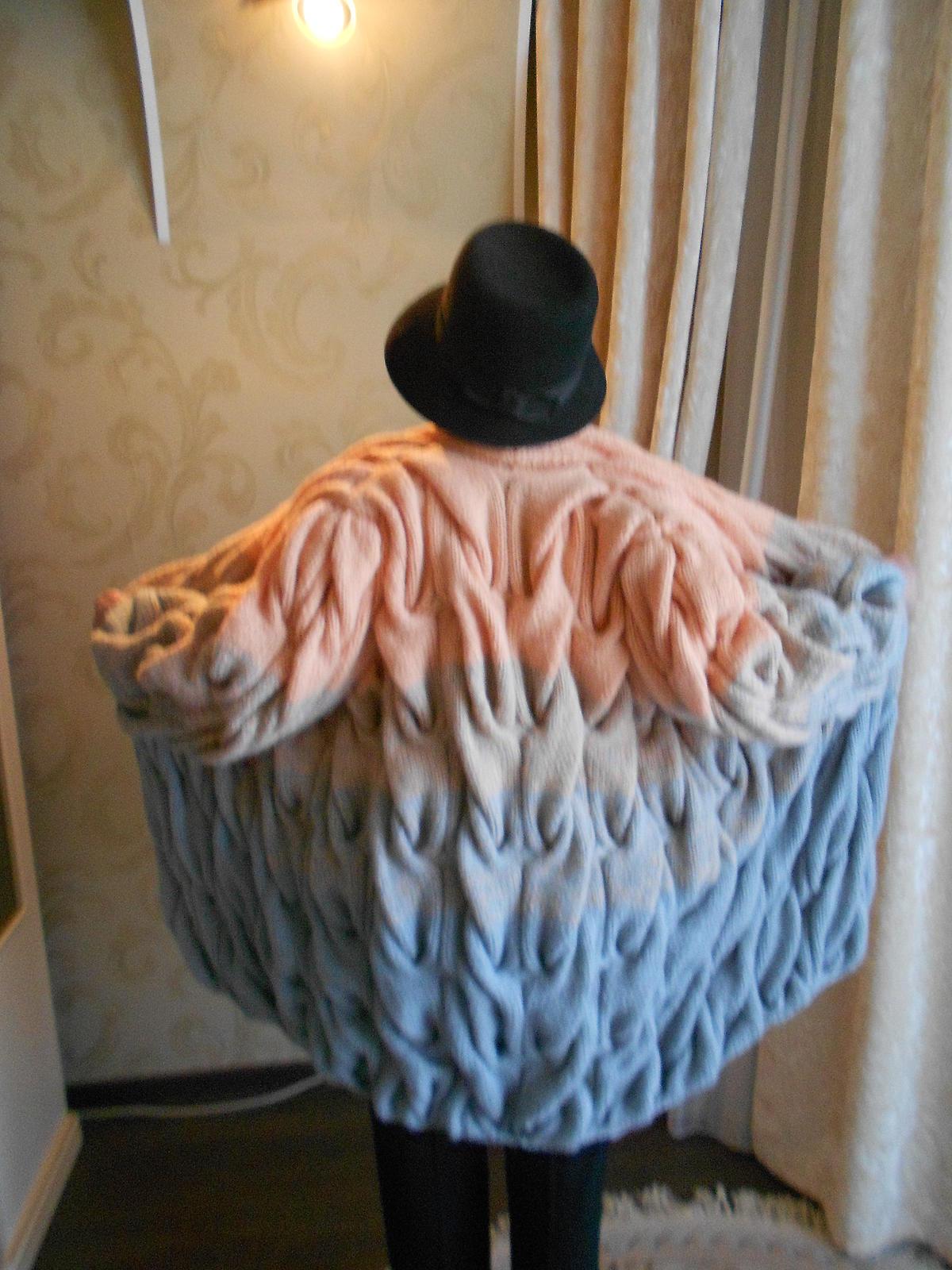кардиган с стиле Lalo сделано своими руками сухинова римма
