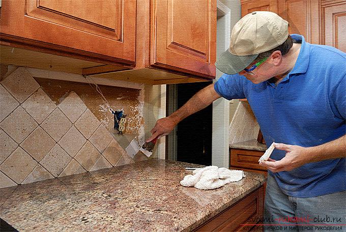 Как сделать угол на карнизе в кухне 147