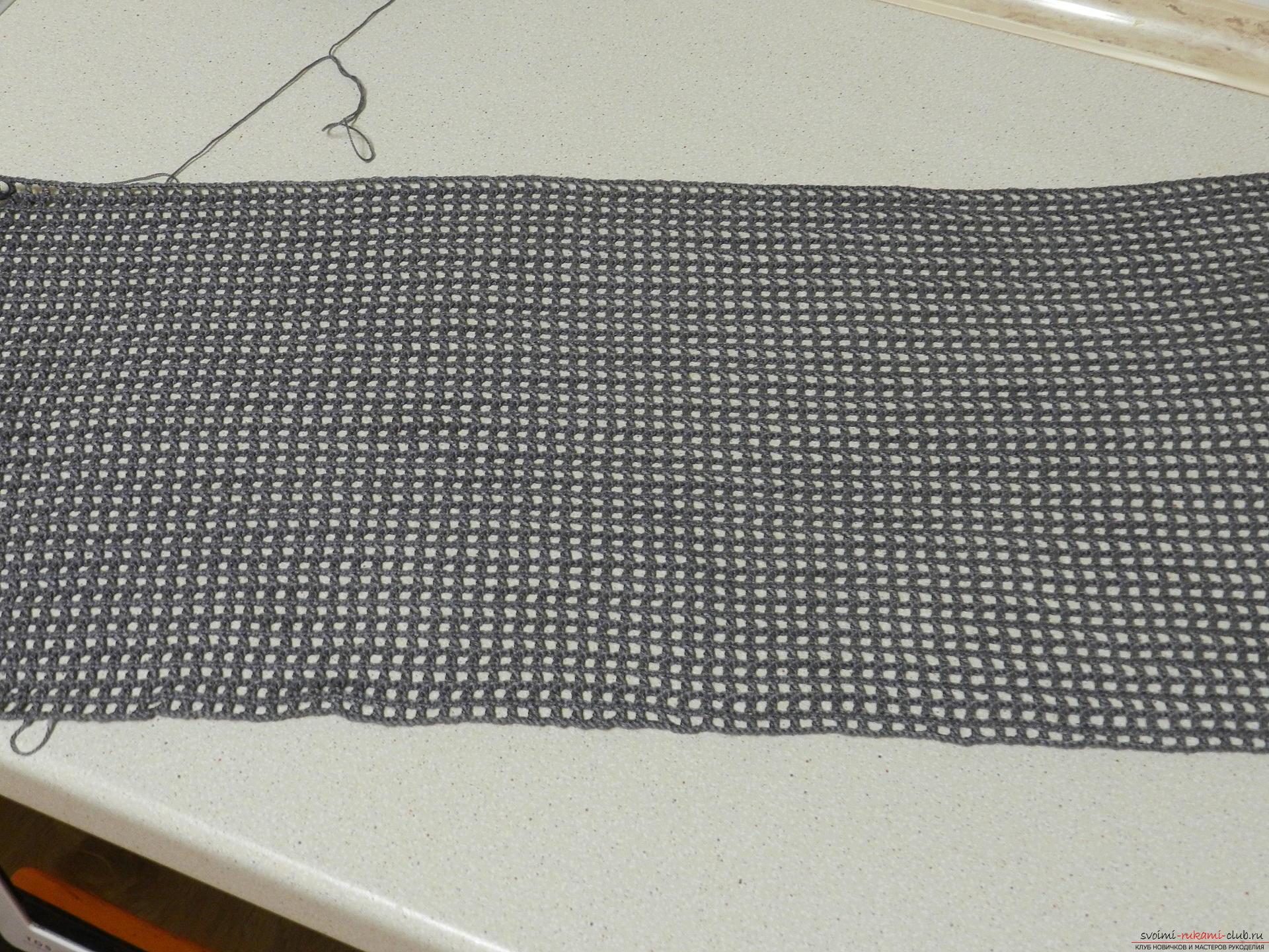 Мастер-класс вышивка по филейной сетке