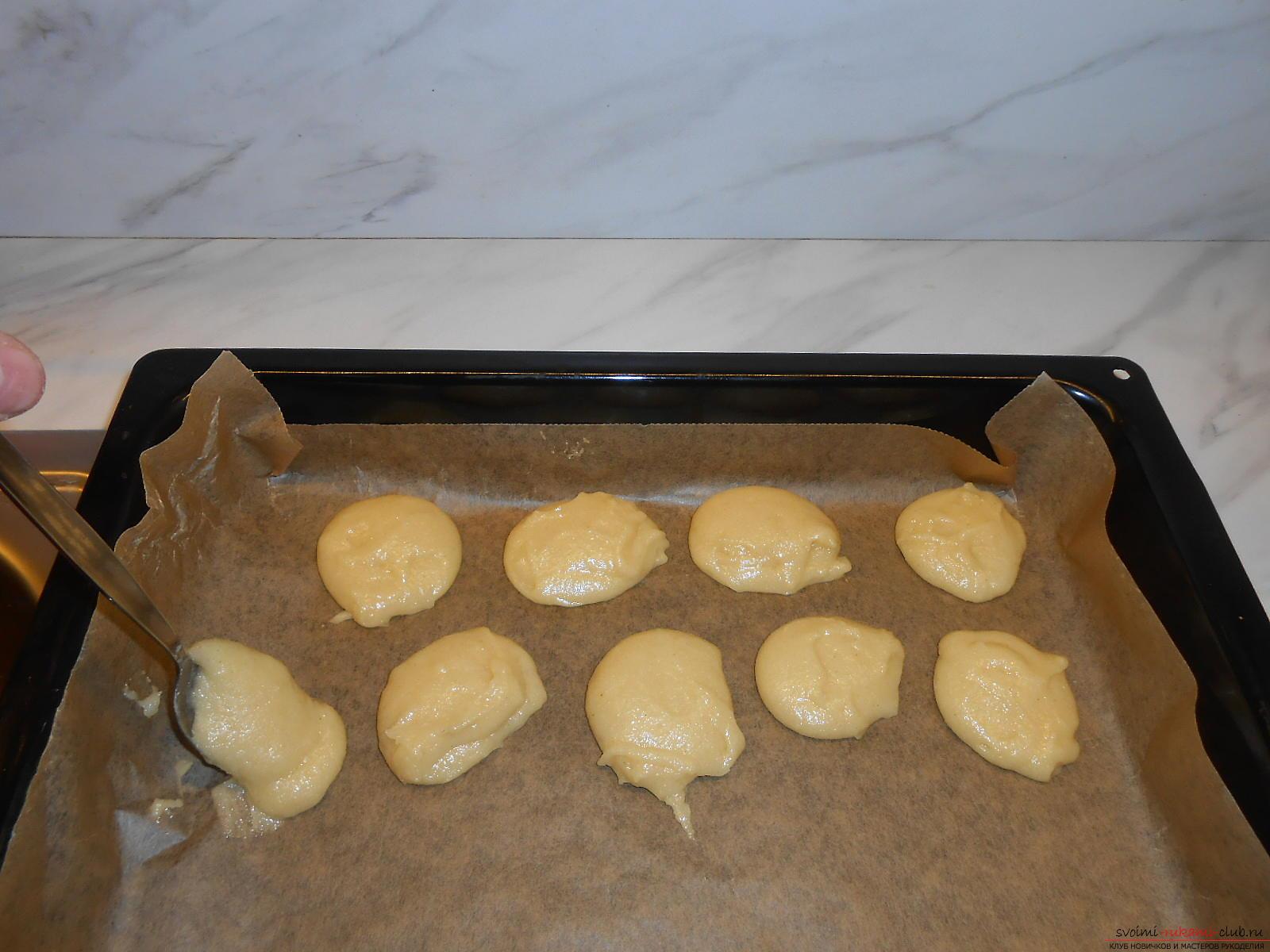 Пряники на простокваше рецепт в домашних условиях с фото 38