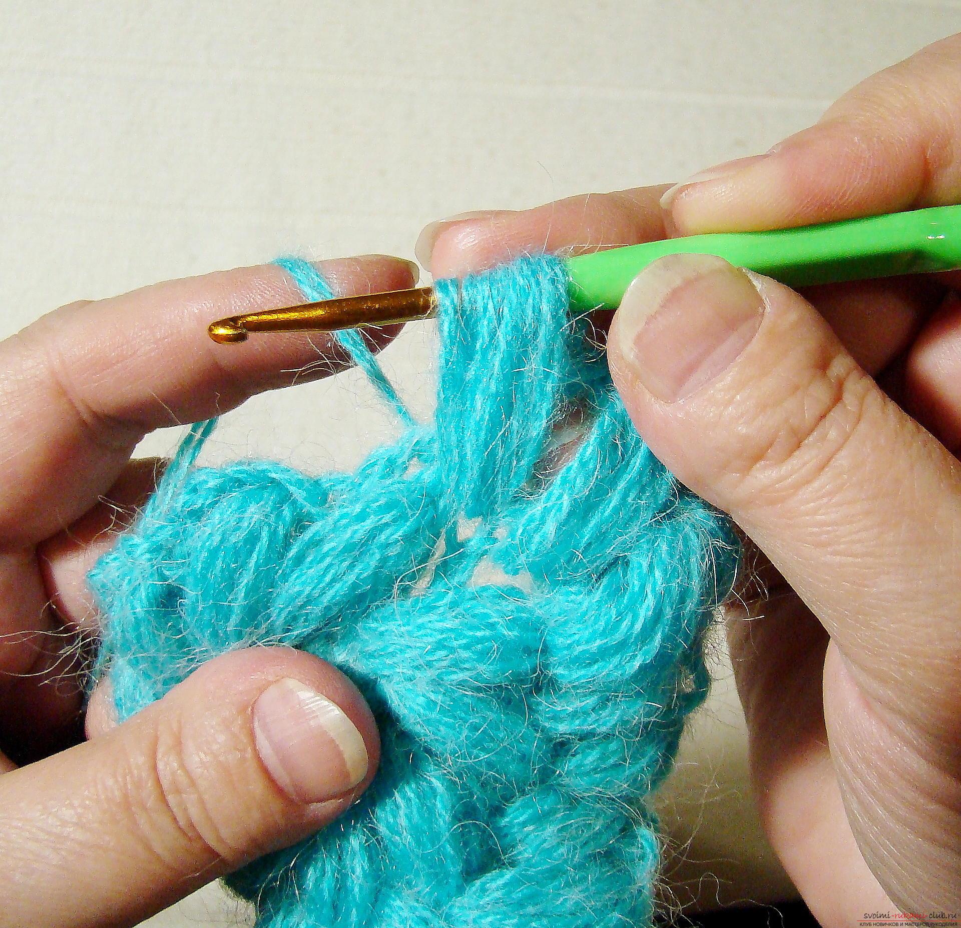 Вязание на спицах: мастер -классы для начинающих и профессионалов на 74