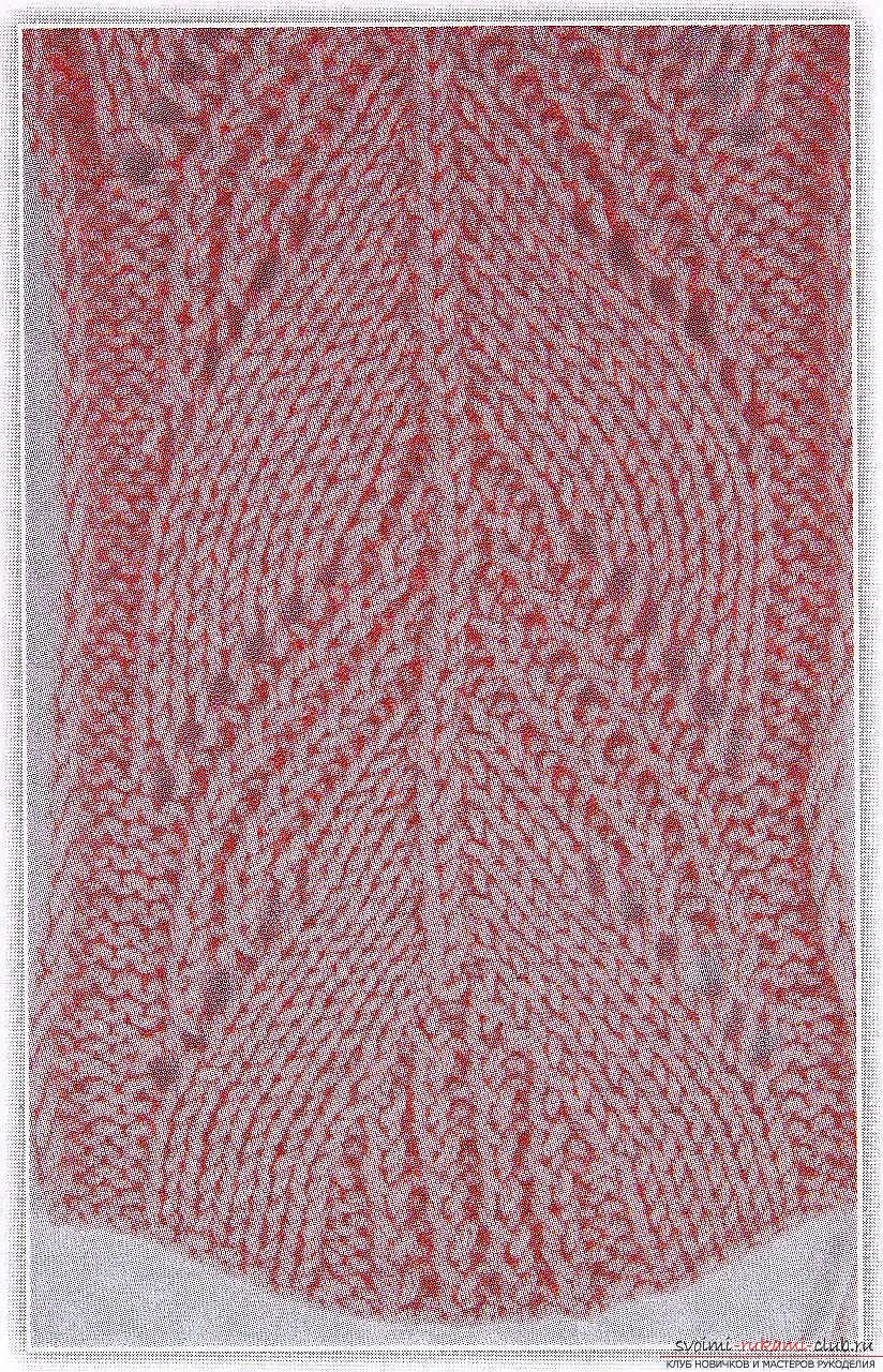 Для создания воздушной вещички на свой вкус подойдет любой узор ажурной вязки