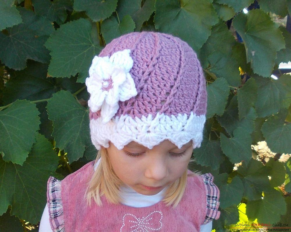 Прибавка в вязание спицами