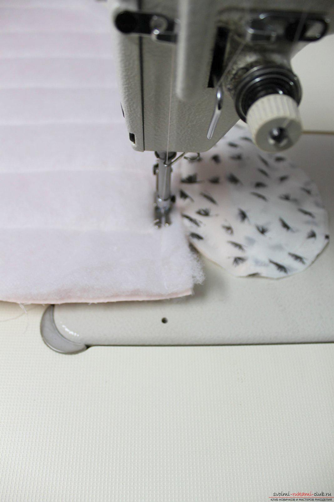 Этот мастер-класс с выкройкой одежды для девочек, фото и описанием шитья детской одежды расскажет как сшить куртки для девочек.. Фото №12