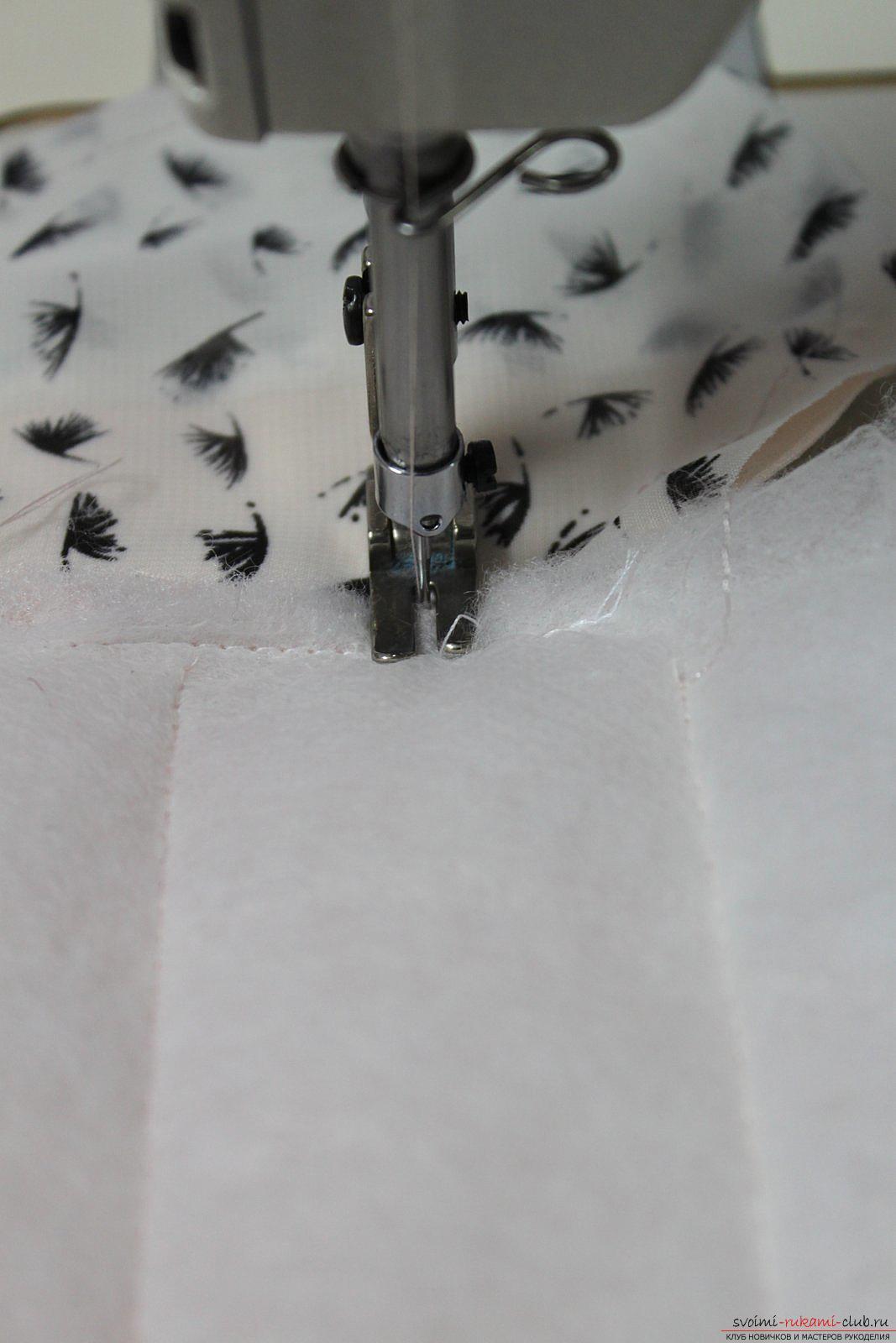 Этот мастер-класс с выкройкой одежды для девочек, фото и описанием шитья детской одежды расскажет как сшить куртки для девочек.. Фото №11