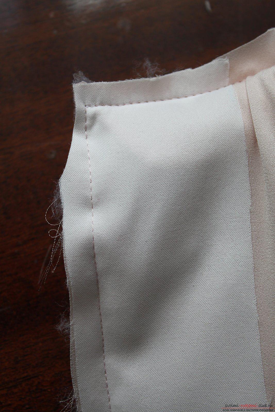Этот мастер-класс с выкройкой одежды для девочек, фото и описанием шитья детской одежды расскажет как сшить куртки для девочек.. Фото №38
