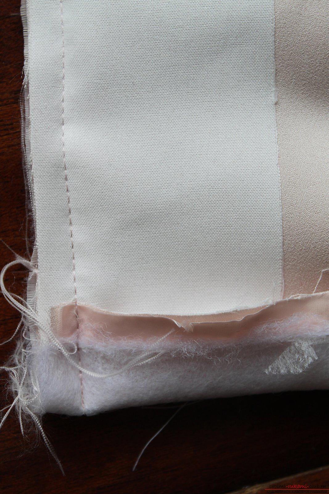 Этот мастер-класс с выкройкой одежды для девочек, фото и описанием шитья детской одежды расскажет как сшить куртки для девочек.. Фото №37