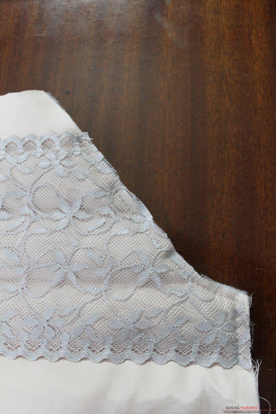 Этот мастер-класс с выкройкой одежды для девочек, фото и описанием шитья детской одежды расскажет как сшить куртки для девочек.. Фото №15