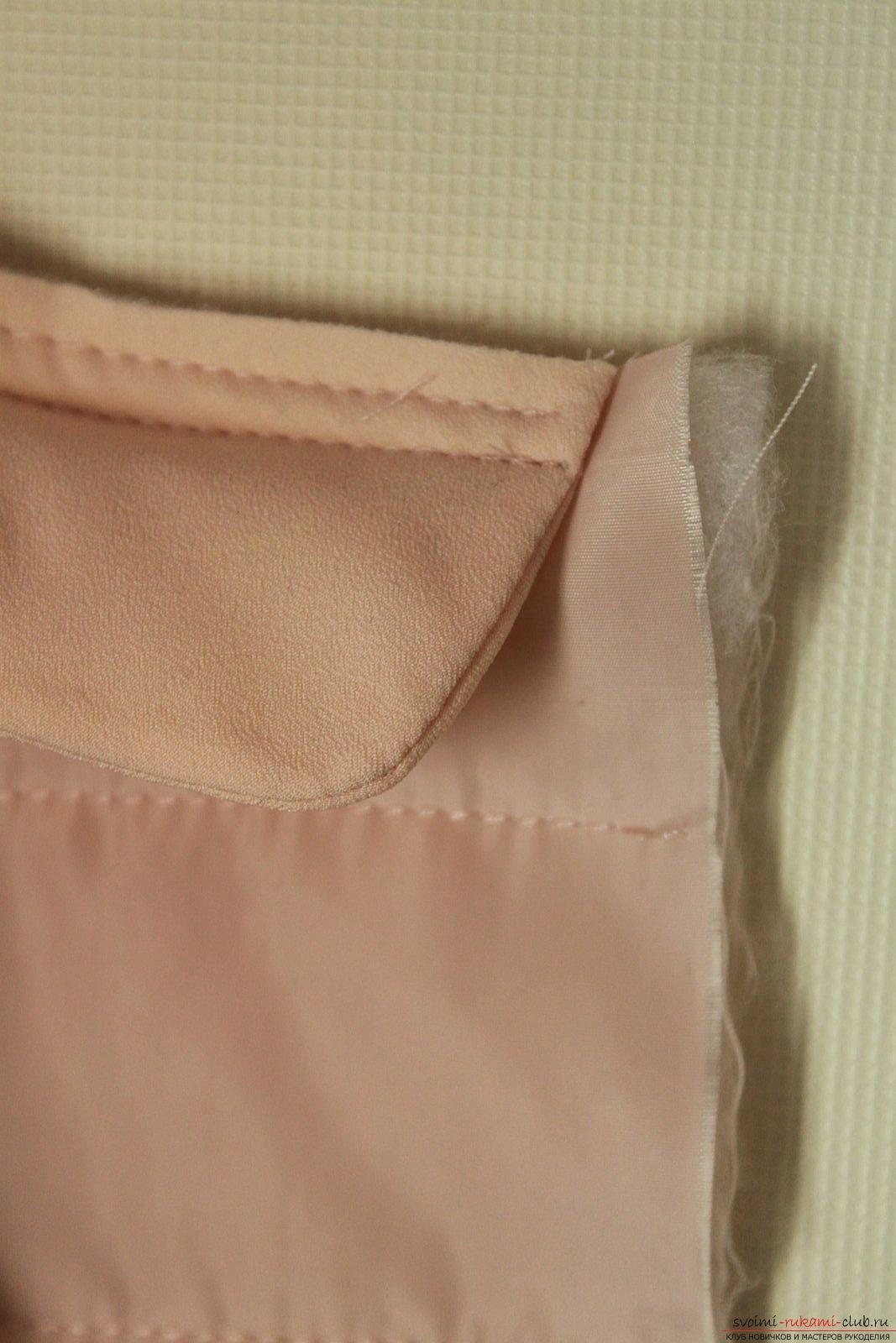 Этот мастер-класс с выкройкой одежды для девочек, фото и описанием шитья детской одежды расскажет как сшить куртки для девочек.. Фото №24