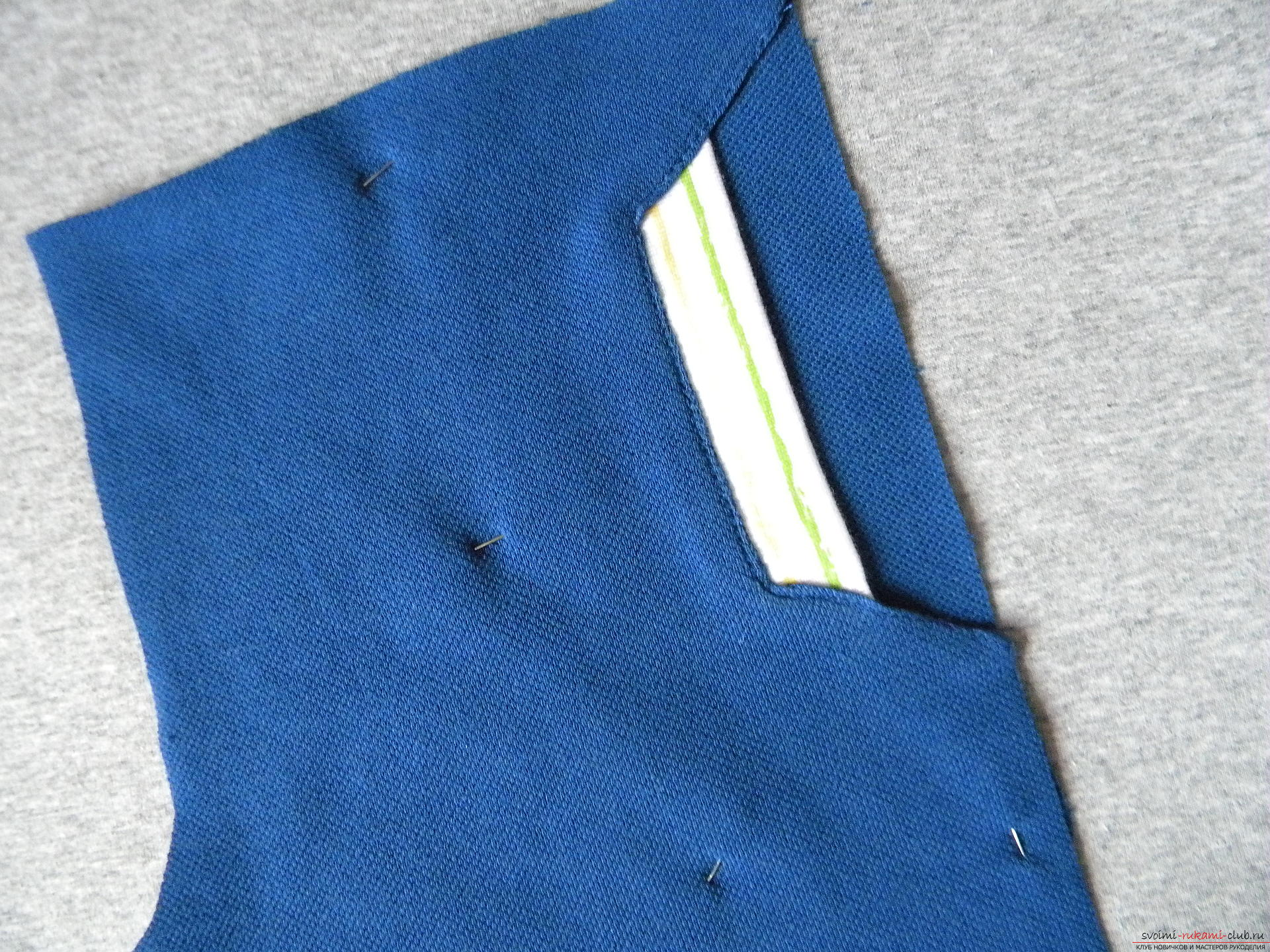 Мастер-класс: шорты-бермуды своими руками : Детский гардероб 39