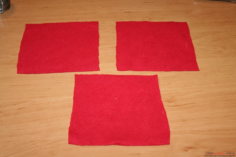 Фото у уроку по пошиву скандинавских гномиков своими руками. Фото №54