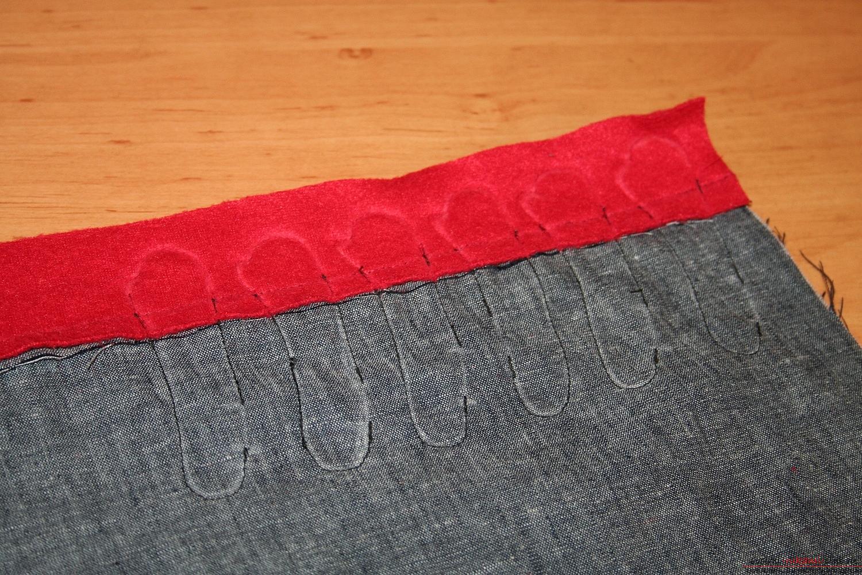 Фото у уроку по пошиву скандинавских гномиков своими руками. Фото №17