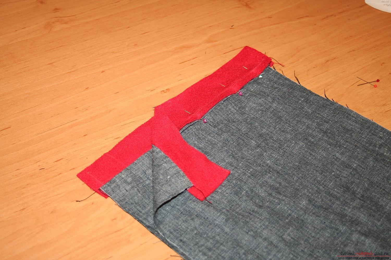 Фото у уроку по пошиву скандинавских гномиков своими руками. Фото №14