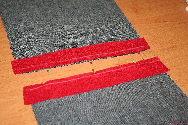 Фото у уроку по пошиву скандинавских гномиков своими руками. Фото №12