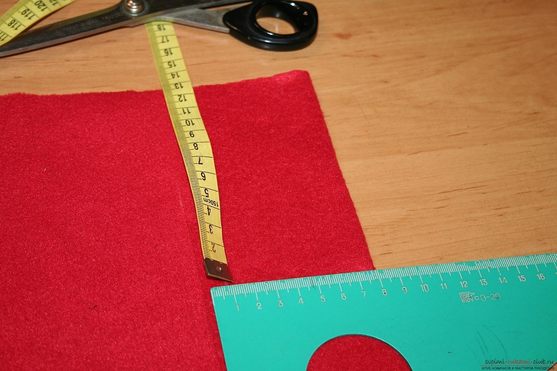 Фото у уроку по пошиву скандинавских гномиков своими руками. Фото №53