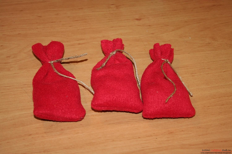 Фото у уроку по пошиву скандинавских гномиков своими руками. Фото №59