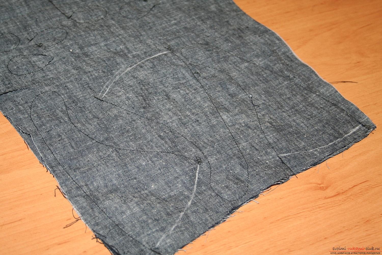 Фото у уроку по пошиву скандинавских гномиков своими руками. Фото №7