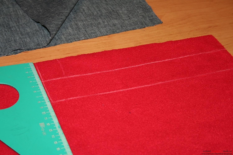 Фото у уроку по пошиву скандинавских гномиков своими руками. Фото №11