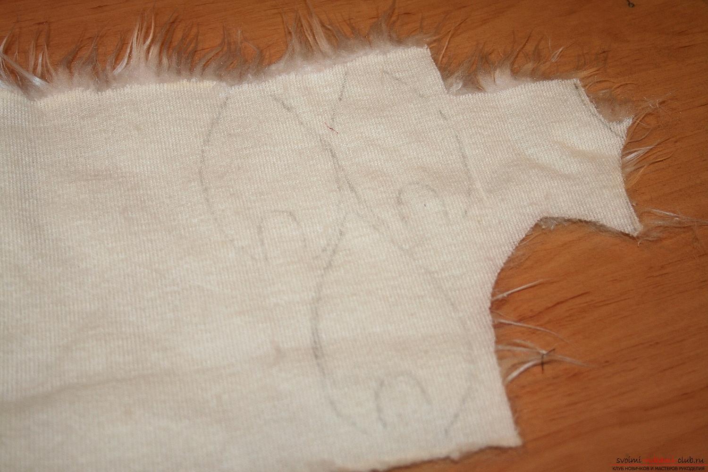Фото у уроку по пошиву скандинавских гномиков своими руками. Фото №44